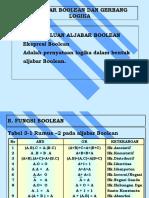 01.Aljabar Bolean