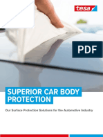 Automotive Surface Protection Folder