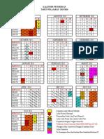 4. Kalender Pendidikan- 2016-2017
