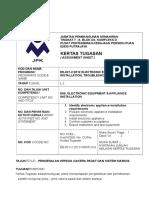 2-Assignment Sheet Pemasangan (2)