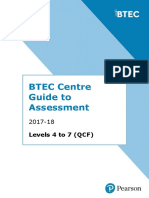 BTEC Centre Guide to Assessment L4 7