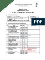 PLANIFICACION QUIMICA ANALITICA II P2 ABRIL 2018 AGOSTO 2018.docx
