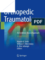 Orthopedic Traumatology an Evidence-Based Approach [2nd Ed]