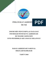 IPDP Akreditasi SDN 2 Kepanjen