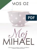 Amos Oz Moj Mihael DEO