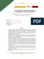 Jesús Gil y Pablo Verday - Caracterización de deportistas universitarios de fútbol y baloncesto. Antropometría y composición corporal