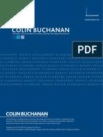 Colin Buchanan consultancy services