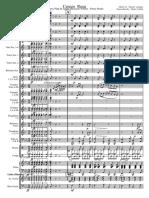 Ciliegi Rosa - Score & Parts
