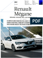 "RENAULT MÉGANE GRAND COUPE dCi 110 NA ""AUTO DRIVE"""