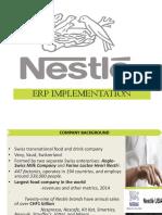 Enterprise Resource Planning_Nestle