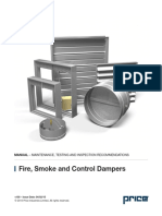FireDampers Manual