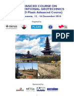 Plaxis Bali 2016