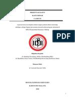 185405706 Proposal CSR Pembangunan Jamban Keluarga Mendukung STOPS BABs PCT