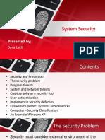 SecurityOS Presentation