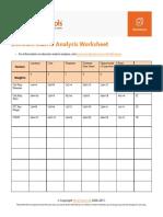 decisionmatrixanalysisworksheet copy