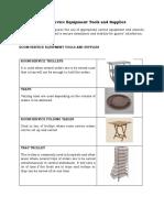 3 Core Lesson Print