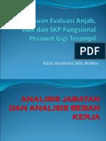 Materi Evaluasi Anjab ABK SPK