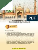 Bab 1 Pembaharuan Dan Modernisasi Dunia Islam