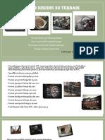 Wonderfull Hiasan Dinding 3D Modern Fast Respon Call, Sms, WA