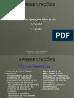 Gerência Alcatel RM