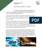 Ciencia y Biblia
