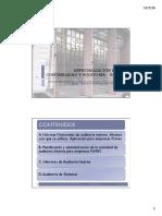 2016 presentación UNL auditoría interna envío