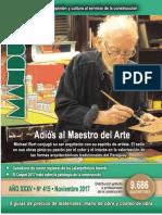Revista MANDUA N 415 - NOVIEMBRE 2017 - Paraguay - PortalGuarani