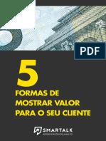 5 Formas Valor Clientes (1)