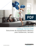 201807 Abb Niessen Catálogo General 2018
