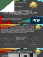 EFFETTO DELLA CORROSIONE SUL COMPORTAMENTO SISMICO DELLE STRUTTURE.pptx