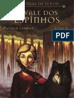 Patrick Carman - As Terras de Elyon II - O Vale Dos Espinhos
