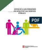 GUIA Atencio Persones Amb Discapacitats Als Serveis Publics[1]