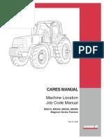 Case IH MX Tractor SRT Manual