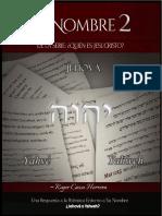Su nombre 2 Yahveh o Jehovah version gratuita.pdf