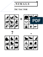 Tic Tac Toe - Pictures