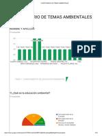 Encuesta T1 - TEMAS de SENSIBILIZACION- Formularios de Google 2