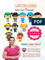 Turma Do Chaves - Ana Paula Merigo (1)