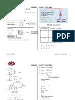 Sistemas de Medición Angular Trigonometria Segundo Año