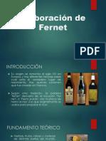 Elaboración de Fernet