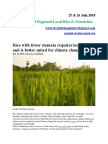 25th & 26th July ,2018 Daily Global Regional Local Rice E-Newsletter