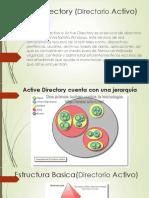 Active Directory (Directorio Activo).pptx