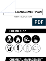 Chemical Management Plan