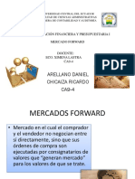 Mercados Forward 1