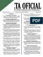 Régimen Para La Adquisición de Bienes y Servicios Esenciales