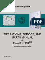 Manual Carrier Xtendrfresh