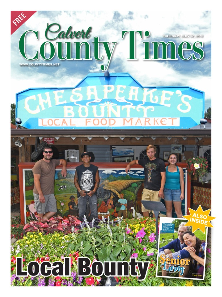 2018-07-26 Calvert County Times | Steak | Hamburgers