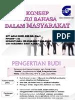 KONSEP BUDI BAHASA DALAM MASYARAKAT.pptx