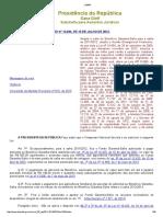 Lei da Desoneração da Folha de Pagamento