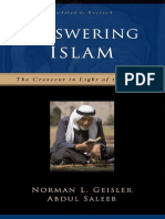Answering Islam - Norman Geisler