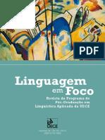 Linguagem Em Foco 2012_2